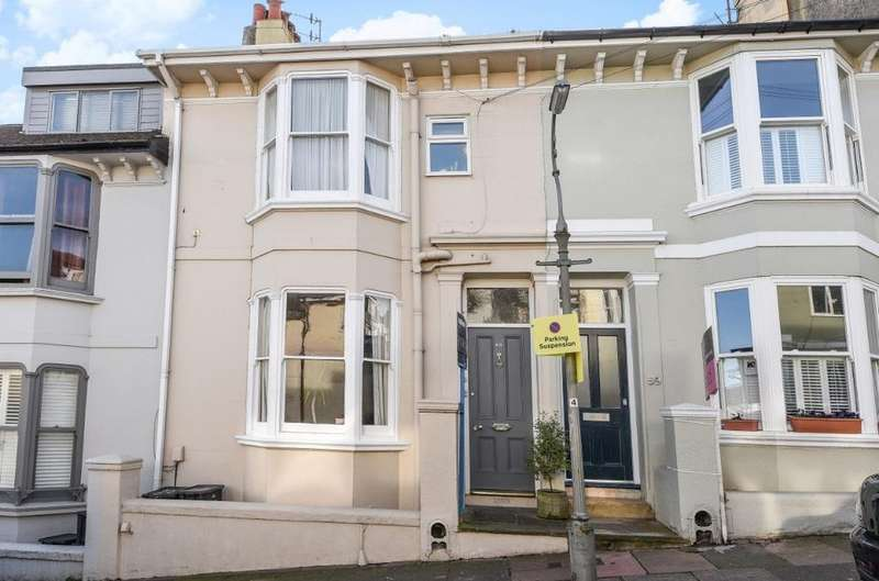 2 Bedrooms Flat for sale in Hamilton Road Brighton East Sussex BN1