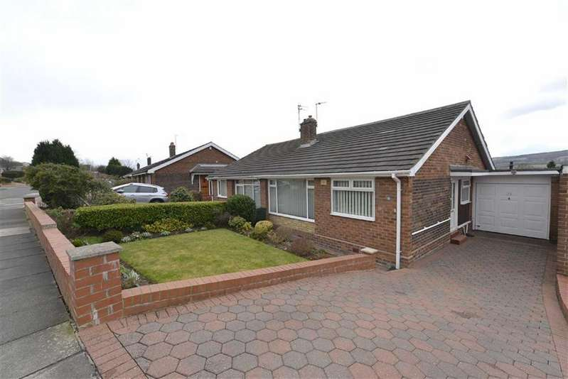 2 Bedrooms Semi Detached Bungalow for sale in Low Fell