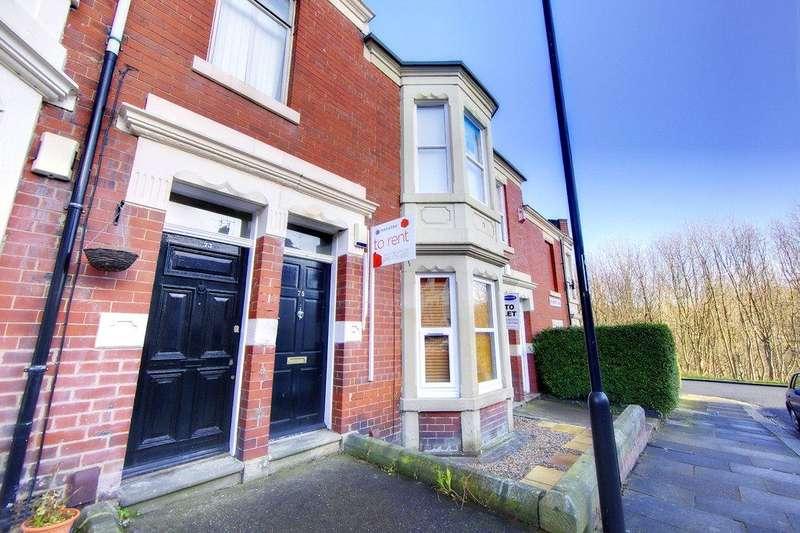 3 Bedrooms Apartment Flat for sale in Grosvenor Gardens, Jesmond Vale, NE2