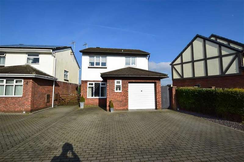 3 Bedrooms Detached House for sale in Chadwick Road
