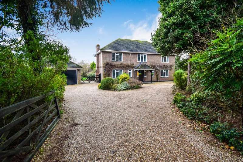 4 Bedrooms Detached House for sale in Maypole Road, Wickham Bishops