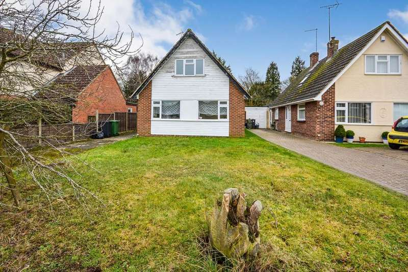2 Bedrooms Detached House for sale in Barryfields, Shalford, Braintree, Essex, CM7
