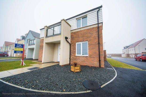 4 Bedrooms Detached House for sale in BUTTERSTONE AVENUE, HEADLAND, HARTLEPOOL