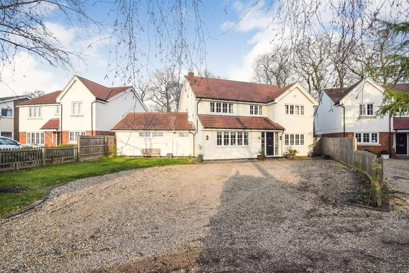 5 Bedrooms Detached House for sale in Church Road, Hatfield Peverel