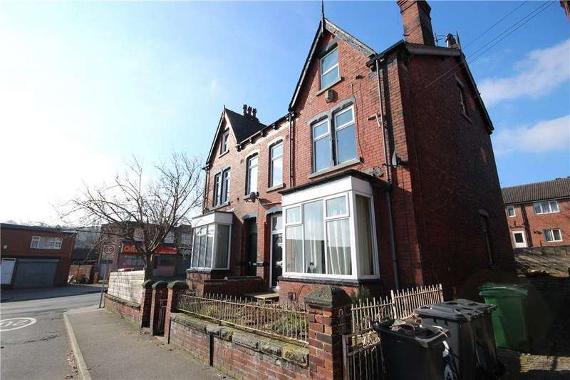 3 Bedrooms Semi Detached House for sale in Kirkstall Avenue, Leeds, West Yorkshire