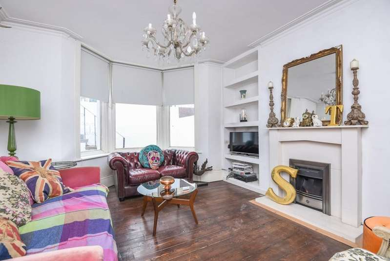 2 Bedrooms Apartment Flat for rent in Drakefell Road Brockley SE4
