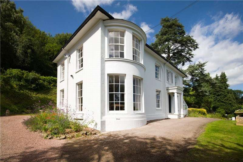 6 Bedrooms Detached House for sale in Wells Road, Malvern, Worcestershire, WR14