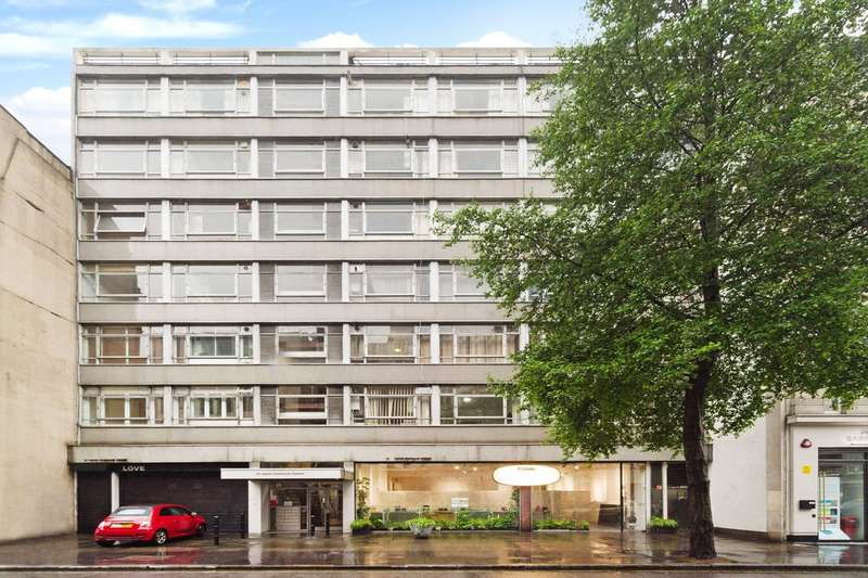 2 Bedrooms House for sale in Great Portland Street, London, W1W