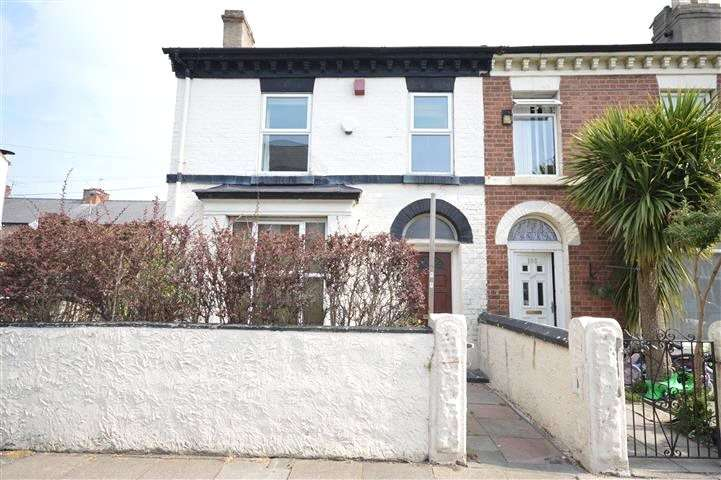 3 Bedrooms End Of Terrace House for sale in Lawrence Road, Wavertree, Liverpool, L15