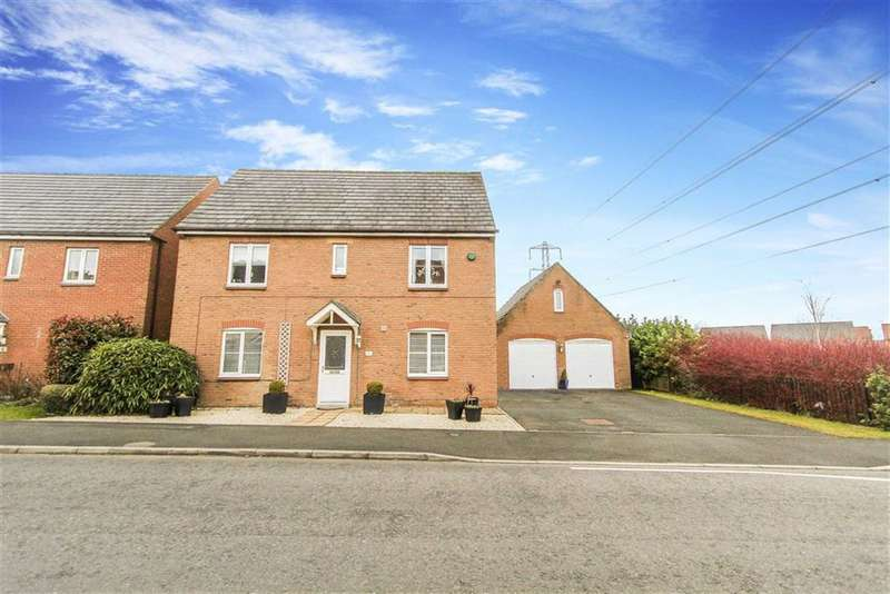 4 Bedrooms Detached House for sale in Brookfield, West Allotment, Tyne And Wear