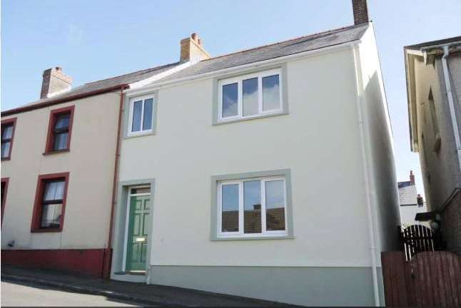 3 Bedrooms End Of Terrace House for sale in James Street, Neyland, Milford Haven