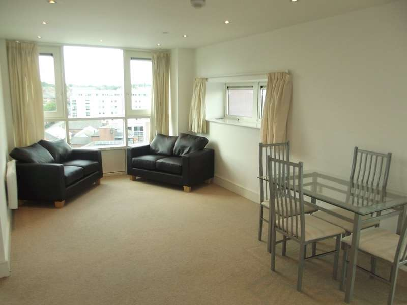 2 Bedrooms Apartment Flat for rent in The Litmus Building, Huntingdon Street NG1