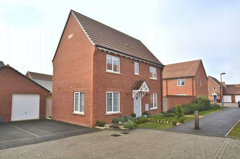3 Bedrooms Property for sale in The Poplars, Harwell, Didcot