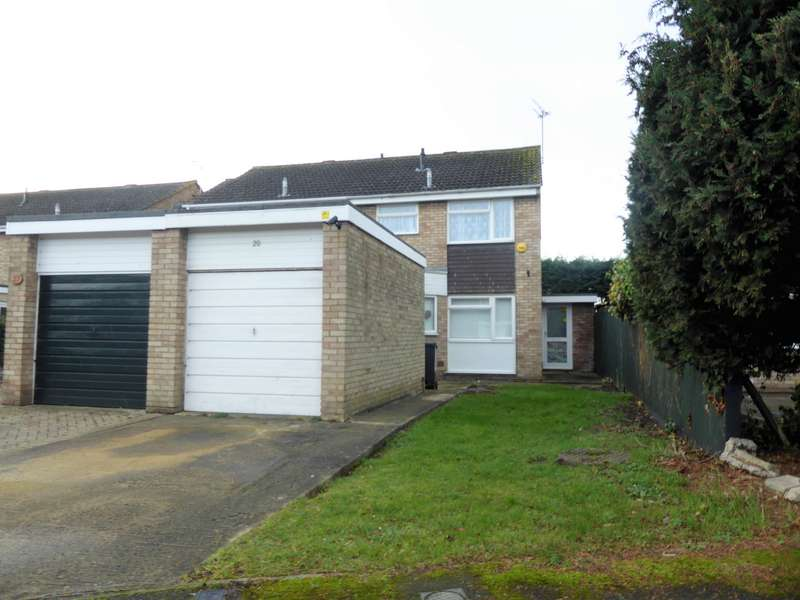 3 Bedrooms Property for sale in Harrow Close, Stratton St Margaret