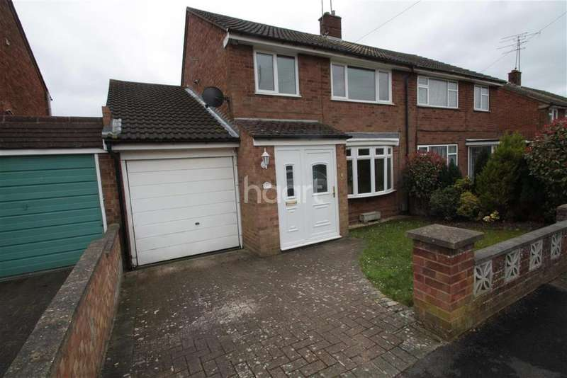 3 Bedrooms Semi Detached House for rent in Holmscroft Road