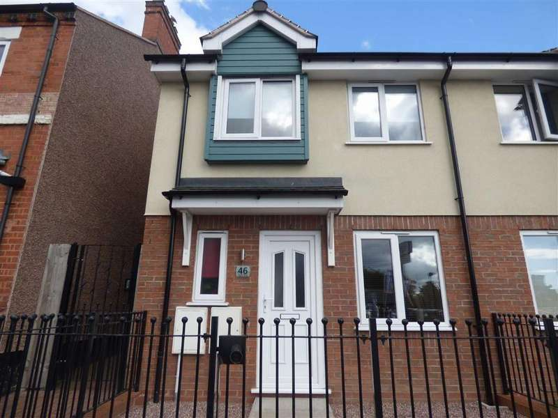 3 Bedrooms End Of Terrace House for rent in Stone Road, Stafford