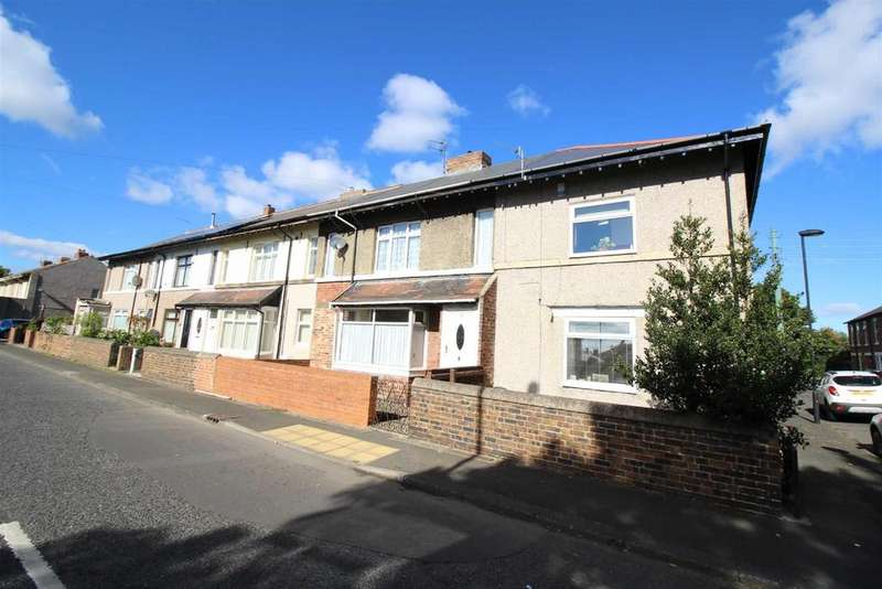 3 Bedrooms End Of Terrace House for sale in Coach Lane, Hazlerigg, Newcastle