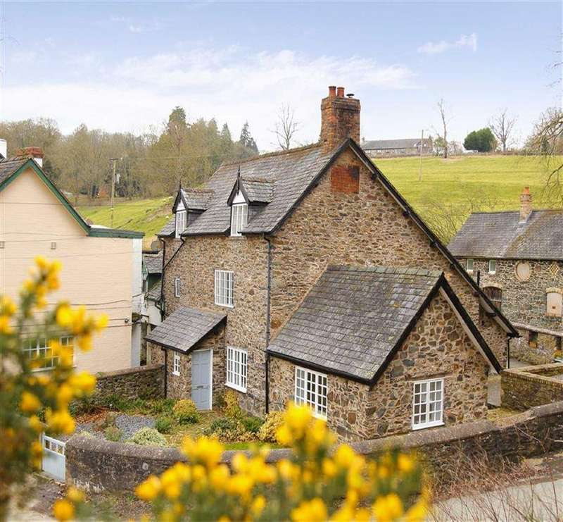 4 Bedrooms Country House Character Property for sale in Llangedwyn, Oswestry, SY10