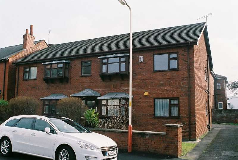 2 Bedrooms Flat for sale in Hawesside Street, Southport, PR9 0TN