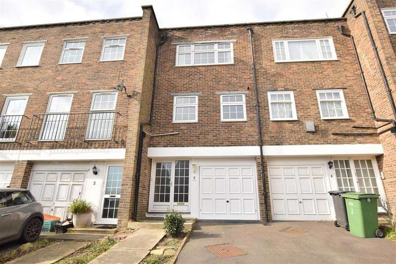 3 Bedrooms Terraced House for sale in Michele Close, St. Leonards-On-Sea