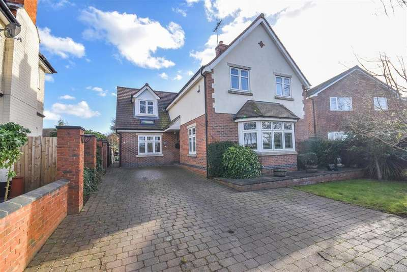 4 Bedrooms Detached House for sale in Main Road, Wilford Village, Nottingham