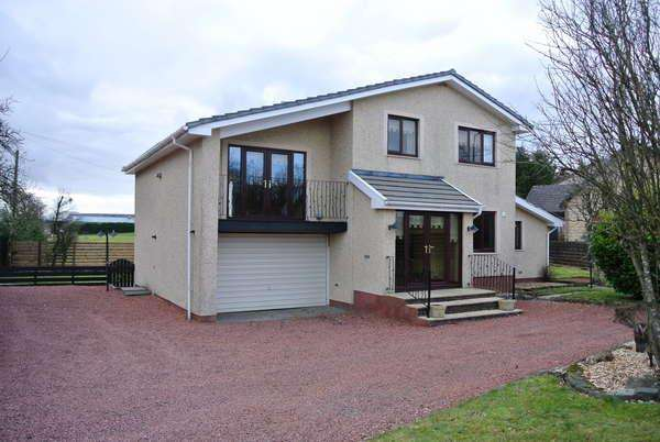 4 Bedrooms Detached House for sale in 23A Glasgow Road, Chapelton, Strathaven, ML10 6RS