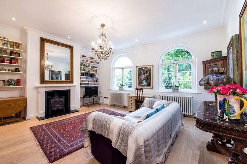 4 Bedrooms Apartment Flat for sale in South Hill Park, NW3