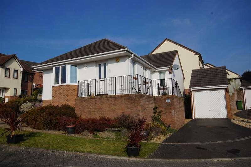 2 Bedrooms Detached Bungalow for sale in Soloman Drive, Bideford