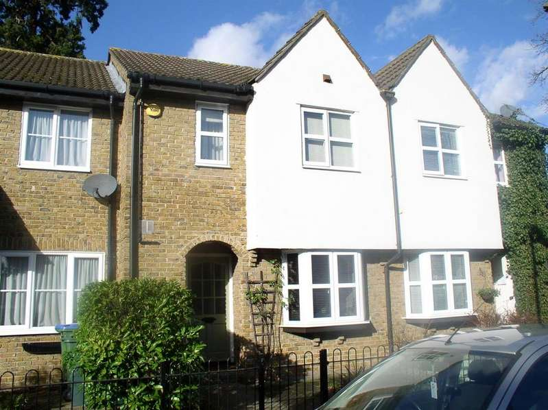 3 Bedrooms Terraced House for sale in Churchfield Road, Walton-On-Thames