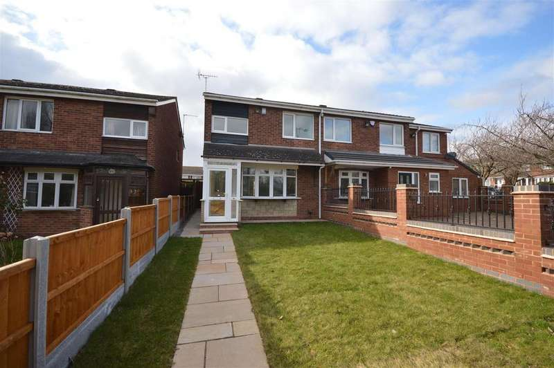 3 Bedrooms Semi Detached House for sale in Clopton Crescent, Birmingham