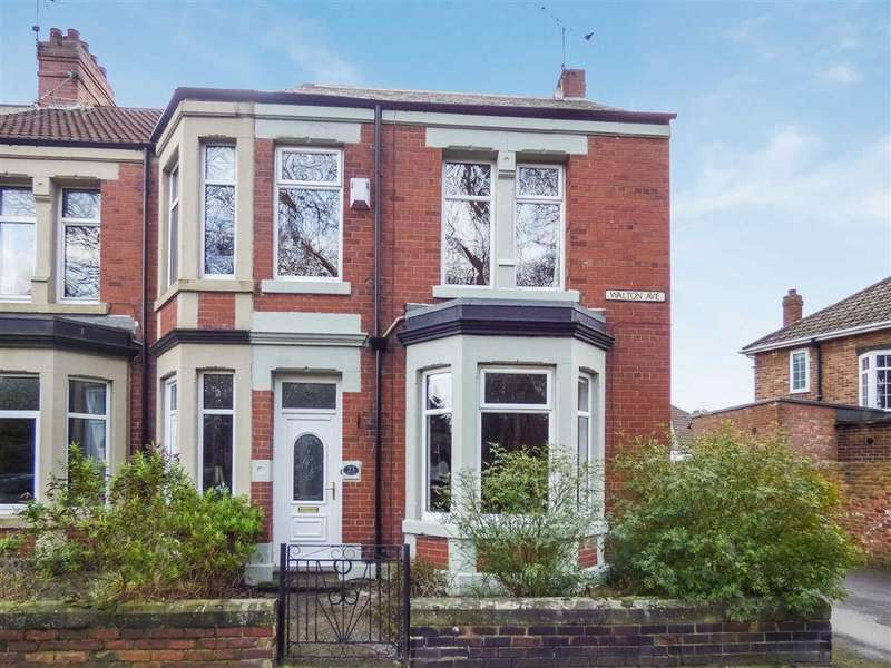 4 Bedrooms Terraced House for sale in Walton Avenue, Preston Village