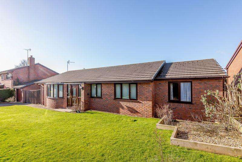 3 Bedrooms Detached Bungalow for sale in Tarporley