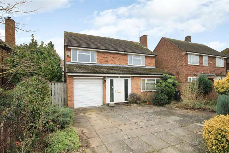 4 Bedrooms Detached House for sale in Thornton Close, Girton, Cambridge, CB3