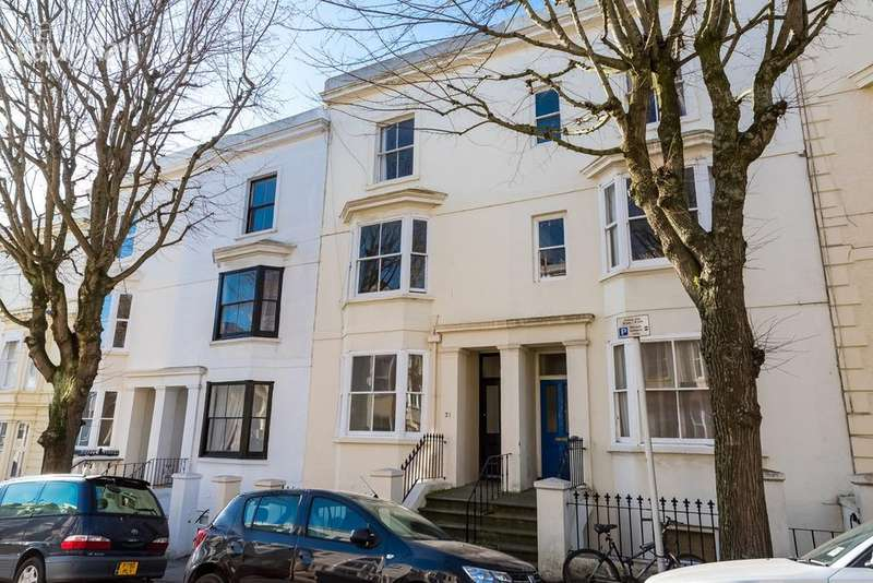 1 Bedroom Flat for sale in York Road, HOVE, BN3