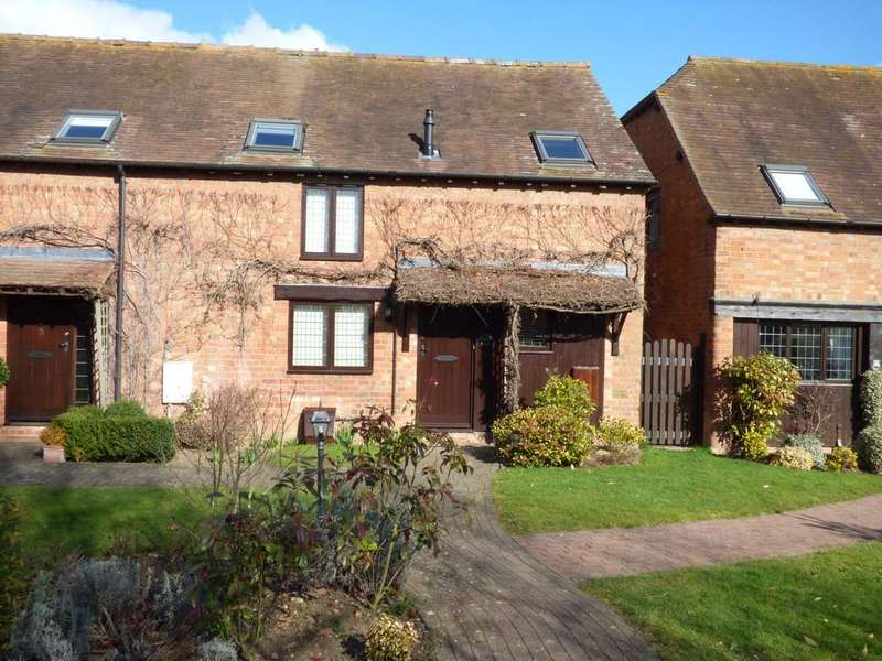 2 Bedrooms Barn Conversion Character Property for rent in Willicote Pastures, Clifford Chambers, Stratford-upon-Avon