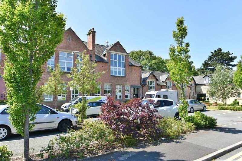 2 Bedrooms Apartment Flat for sale in Grammar School Court, Ormskirk