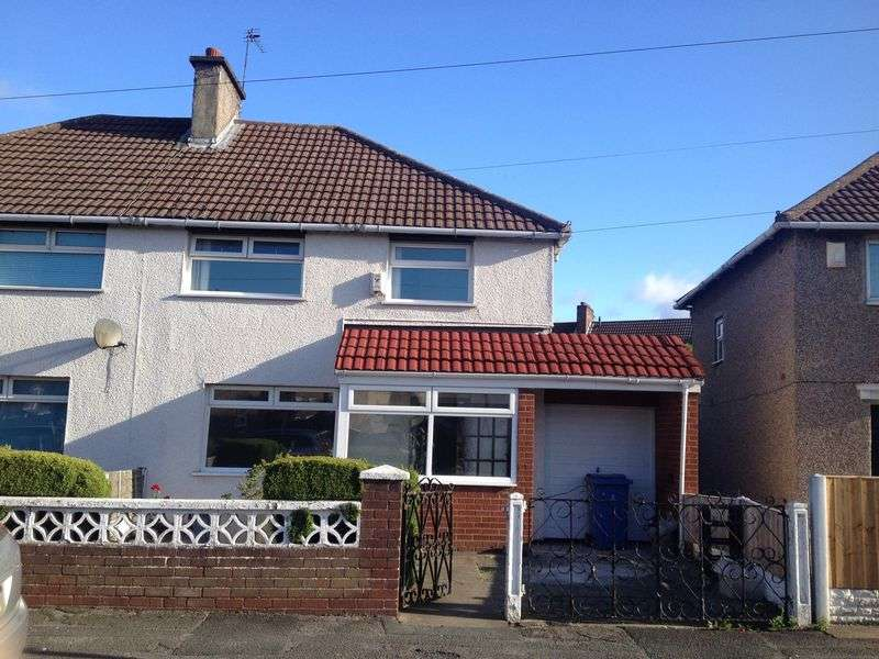 3 Bedrooms Property for sale in Scarisbrick Drive, Liverpool
