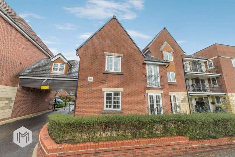 2 Bedrooms Apartment Flat for rent in Nailers Green, Greenmount