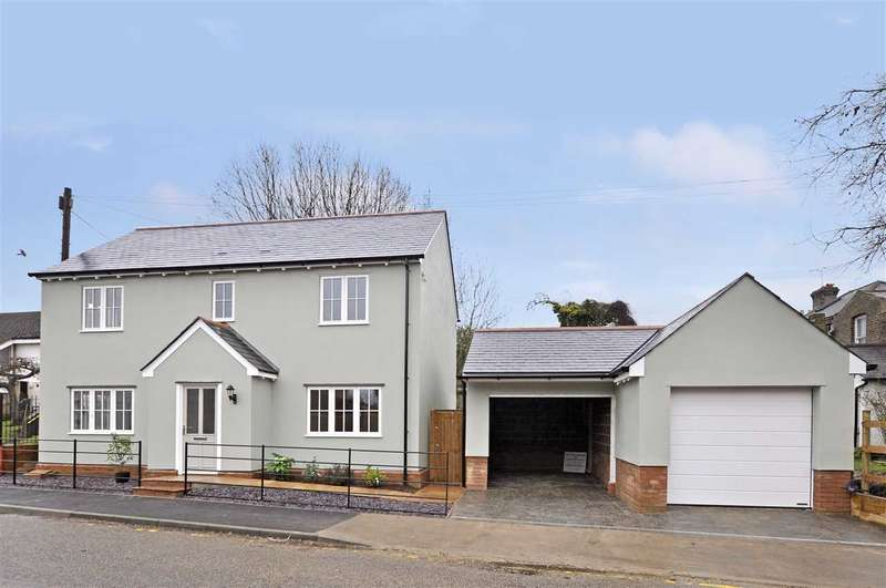 4 Bedrooms Detached House for sale in New Home Meadowside, Chelmsford