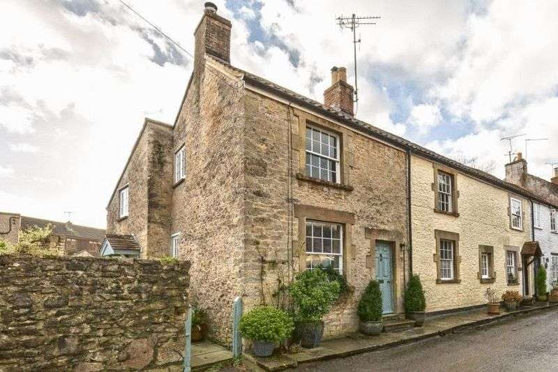 2 Bedrooms Property for sale in Horn Street Nunney, Frome