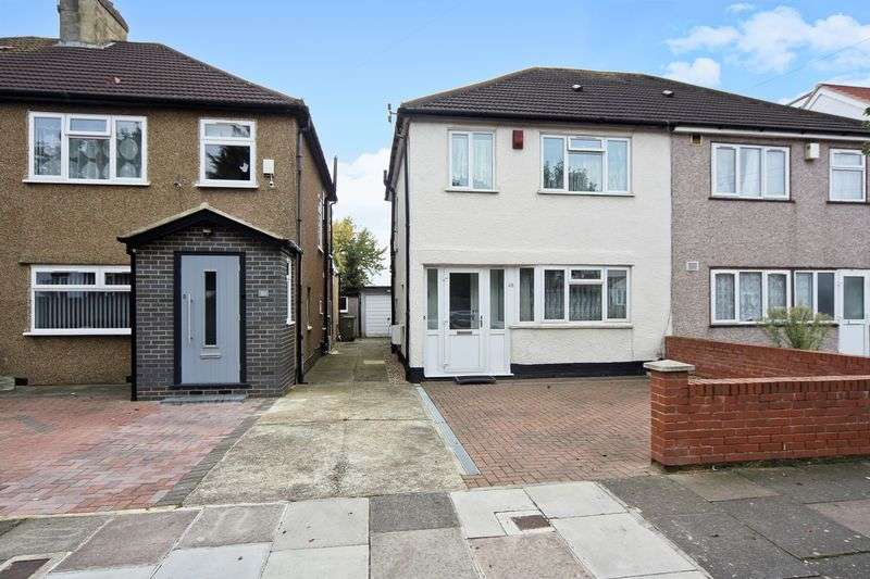 3 Bedrooms Property for sale in Downing Drive, Greenford