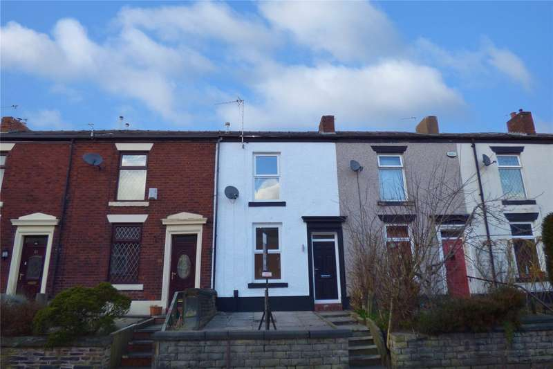 2 Bedrooms Terraced House for sale in Starkey Street, Heywood, Greater Manchester, OL10