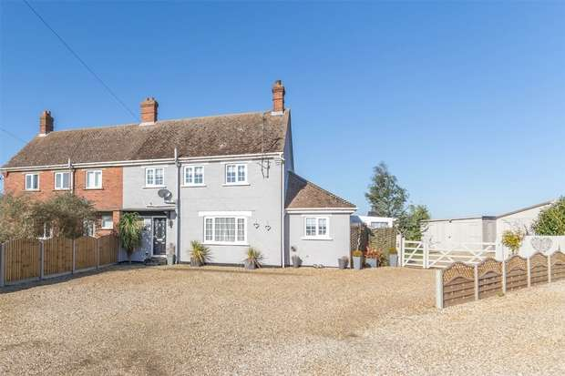 4 Bedrooms Semi Detached House for sale in 2 Bradmere Lane, Docking