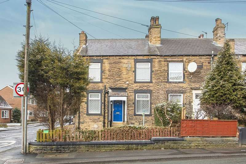 2 Bedrooms Terraced House for sale in Fountain Street, Morley, Leeds, LS27