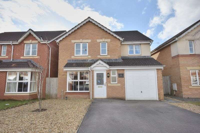 4 Bedrooms Property for sale in 35 Clos Springfield, Talbot Green, Pontyclun