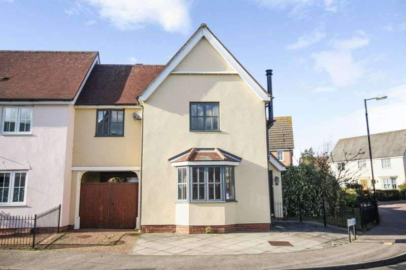 3 Bedrooms Property for sale in Tew Close, Colchester