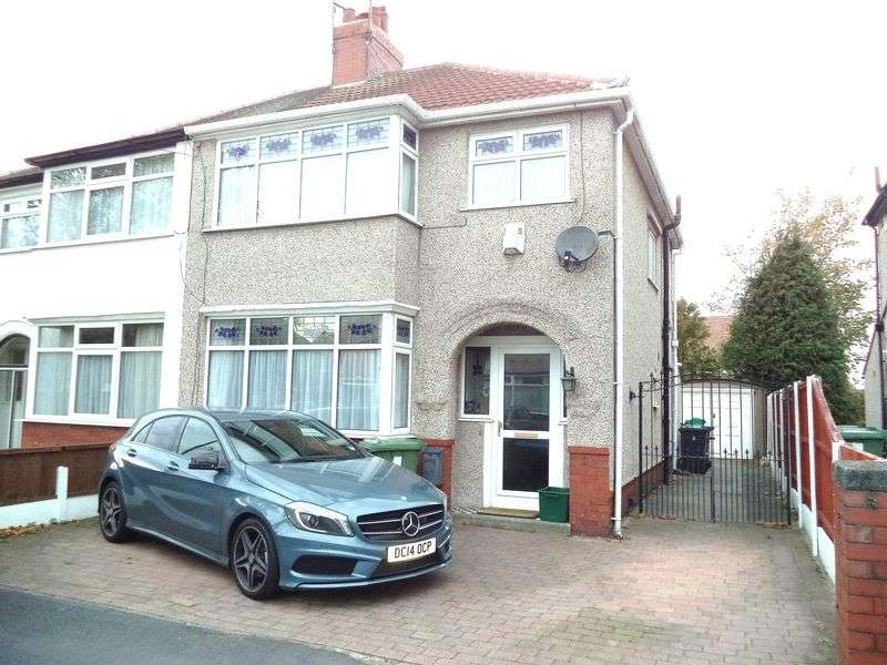 Property for sale in Hazel Grove, Crosby, Liverpool, L23 9SH