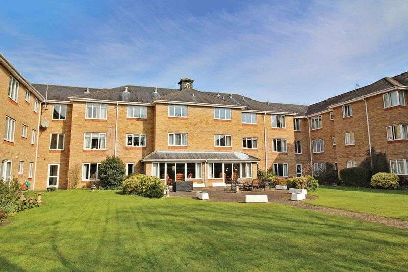 1 Bedroom Property for sale in Cryspen Court, Bury St. Edmunds, IP33 1EP