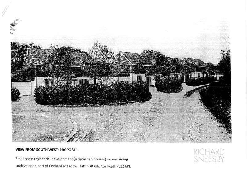 4 Bedrooms Property for sale in Orchard Meadow Hatt, Saltash