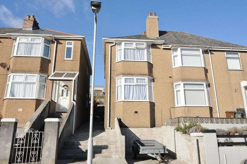 2 Bedrooms Property for sale in Norfolk Road Laira, Plymouth